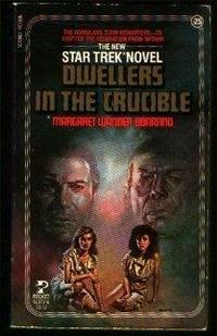 Dwellers in the Crucible cover