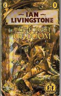 Fighting Fantasy 03 Forest Of Doom cover