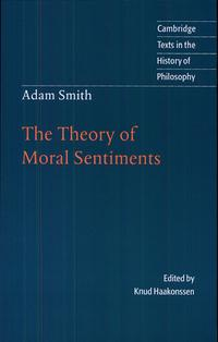 The Theory of Moral Sentiments cover