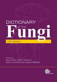 Dictionary of the Fungi cover