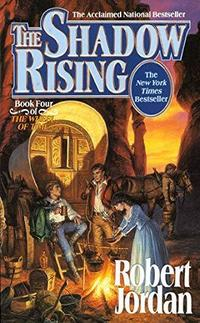 The Shadow Rising cover
