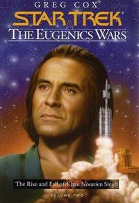 The Rise and Fall of Khan Noonien Singh, Volume 2 cover