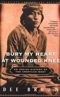 Bury My Heart at Wounded Knee cover