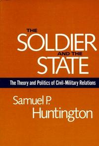 The Soldier and the State cover