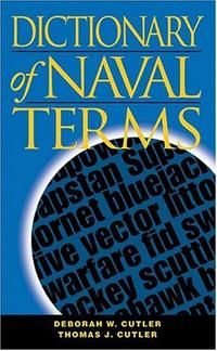 Dictionary of Naval Terms cover