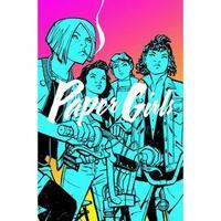 Paper Girls cover