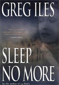 Sleep No More (novel) cover