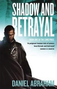 Shadow and Betrayal cover