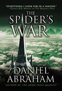 The Spider's War cover