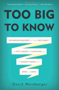 Too Big to Know cover