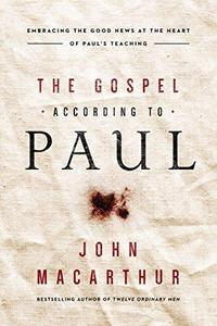 The Gospel According to Paul cover