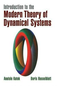 Introduction to the modern theory of dynamical systems cover
