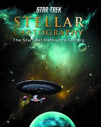 Stellar Cartography: The Starfleet Reference Library cover