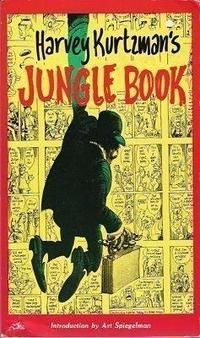 Harvey Kurtzman's Jungle Book cover