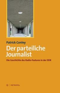 The Party Journalist cover