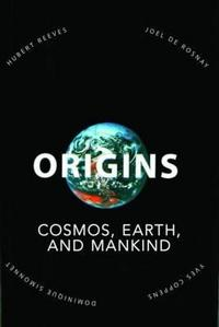 Origins: Cosmos, Earth, and Mankind cover