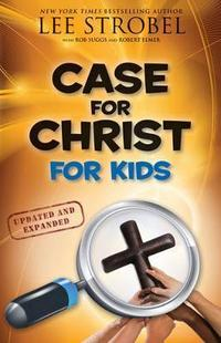 The case for Christ for kids cover