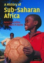 A History of Sub-Saharan Africa cover