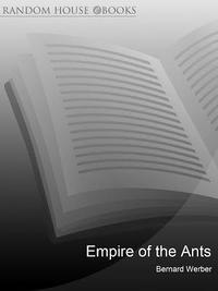 Empire of the Ants cover