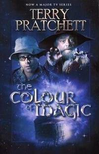 The Colour of Magic cover