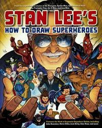 Stan Lee's How to Draw Superheroes cover