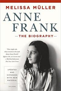 Anne Frank: The Biography cover