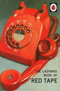 The Ladybird Book of Red Tape cover