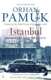 Istanbul: Memories and the City cover