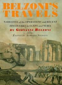 Belzoni's Travels: Narrative of the Operations and Recent Discoveries in Egypt and Nubia cover