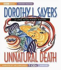 Unnatural Death cover