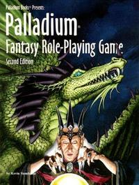 The Palladium Fantasy Role-playing Game cover