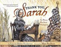 Thank You, Sarah cover