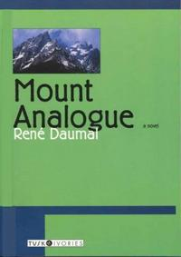 Mount Analogue cover