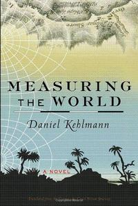 Measuring the World cover