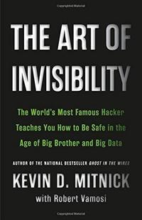 The Art of Invisibility cover
