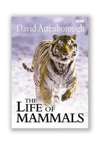 The Life of Mammals cover