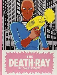 The Death-Ray cover