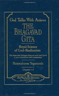 God Talks with Arjuna cover
