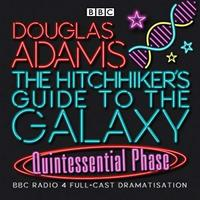 The Hitchhiker's Guide to the Galaxy Tertiary to Quintessential Phases cover
