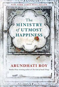 The Ministry of Utmost Happiness cover