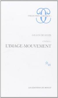 Cinema 1: The Movement Image cover