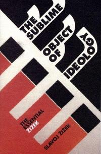 The Sublime Object of Ideology cover