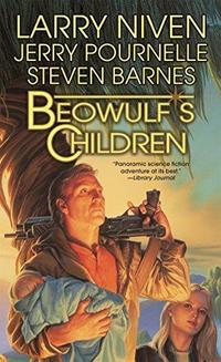 Beowulf's Children cover