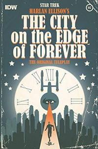 The City On The Edge Of Forever cover