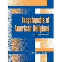 Encyclopedia of American Religions cover