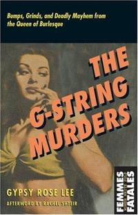 The G-String Murders cover