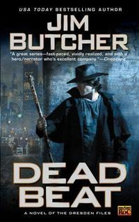Dresden Files 07. Dead Beat cover