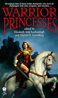 Warrior Princesses cover