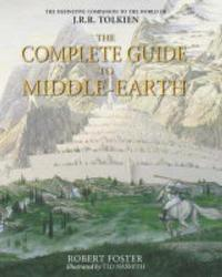 The Complete Guide to Middle-earth cover