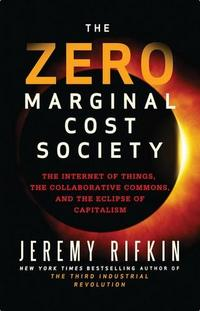 The Zero Marginal Cost Society cover